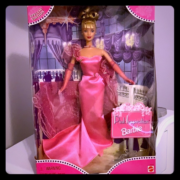 Barbie Other - Pink Inspiration Barbie Special Edition 1998